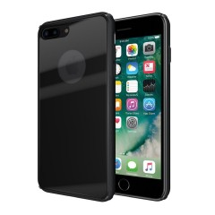 Pouzdro tempered glass case  iphone 7/8 plus černé