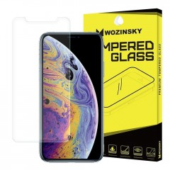 Wozinsky Thin Tempered Glass tenké tvrzené sklo 9H 0,15mm iPhone XS / X