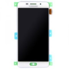 Samsung LCD display + Dotyk Samsung A510 Galaxy A5 2016 White (Service Pack)