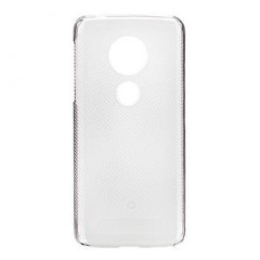 Motorola Made by Motorola Crystal Soft Pouzdro Transparent pro Motorola G6 Plus (EU Blister)