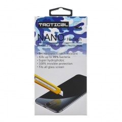 Tactical 9H High Tech Nano Liquid Screen Protector Tvrzené sklo (EU Blister)