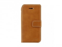 Molan Cano Molan Cano Issue Book Pouzdro pro Huawei Y5 2018 Brown