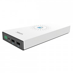 Vinsic Vinsic QI Wireless 2in1 Power Bank 12000mAh White (EU Blister)