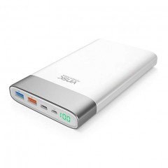 Vinsic Vinsic QC 3.0 Quick Charge Power Bank 20000mAh White (EU Blister)