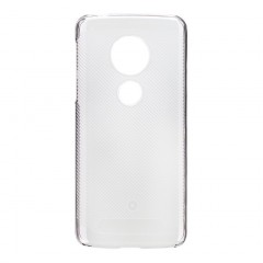 Motorola Made by Motorola Crystal Soft Pouzdro Transparent pro Motorola E5 (EU Blister)