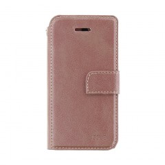 Molan Cano Molan Cano Issue Book Pouzdro pro Huawei Mate 20 Lite Rose Gold