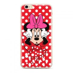 Disney Disney Minnie 016 Back Cover Red pro Huawei P Smart