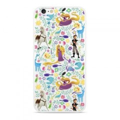 Disney Disney Tangled 001 Back Cover pro Huawei Y5 2018 Transparent