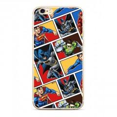 DC League of Justice Pouzdro 001 Multicolor pro Samsung J610 Galaxy J6+