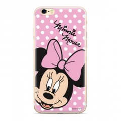 Disney Disney Minnie 008 Back Cover pro Huawei P Smart Pink
