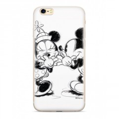 Disney Disney Mickey & Minnie 010 Back Cover pro Huawei P Smart White