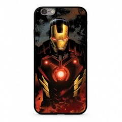 MARVEL MARVEL Iron Man 023 Premium Glass Zadní Kryt pro iPhone 6/6S Plus Multicolored