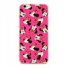 Disney Disney Minnie 019 Back Cover pro Huawei P Smart Pink