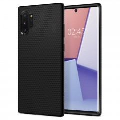 Spigen Pouzdro Liquid Air Galaxy Note 10+ Plus matte černé