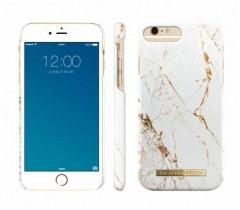 iDeal Of Sweden Pouzdro Carrara Gold iPhone 6 Plus / 6S Plus / 7 Plus / 8 Plus