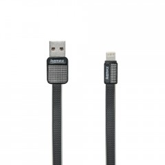 Remax RC-044i Platinum kabel USB Lightning 1m černý