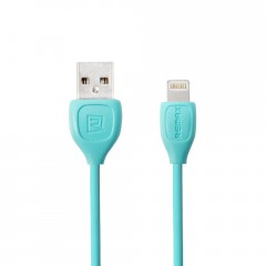 Remax RC-050i Lesu kabel USB Lightning 1m modrý