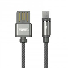 Kabel Remax Gravity Series cable for Micro černý RC-095m