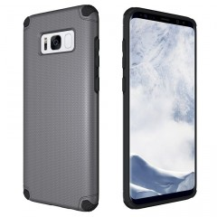 Pouzdro Light armor case  s8 plus šedé