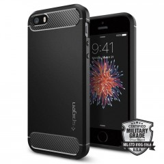 Spigen Pouzdro Rugged Armor iPhone 5/5S/SE 041CS20167