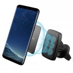 Spigen SGP Magnetický držák do auta H12 Air Vent Magnetic Car Mount Holder