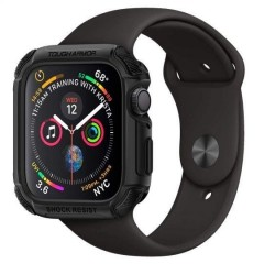 Spigen Tough Armor pouzdro Apple Watch 4 (44MM) černé