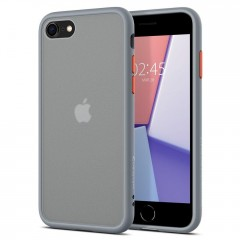 Spigen Pouzdro Ciel Color Brick iPhone 7/8/SE 2020 šedé