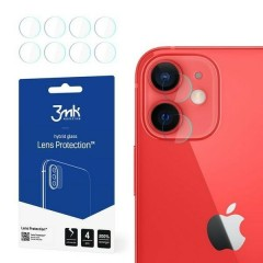 3mk Lens Protect iPhone 12 Mini ochrana na objektiv kamery 4 ks