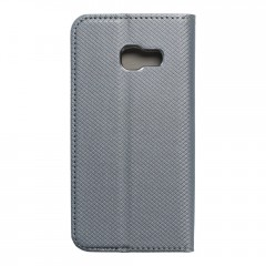 Apolis Pouzdro Smart Case book Samsung Galaxy A3 2017 šedé